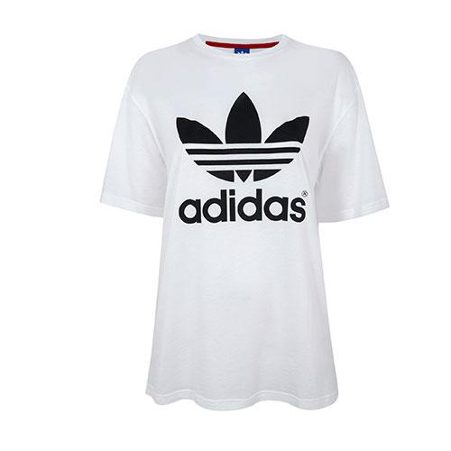 アディダス ファッション hiphop  tシャツ