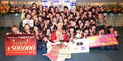 Legend TOKYO chapter.5 優勝のSeishiroスペシャルインタビュー