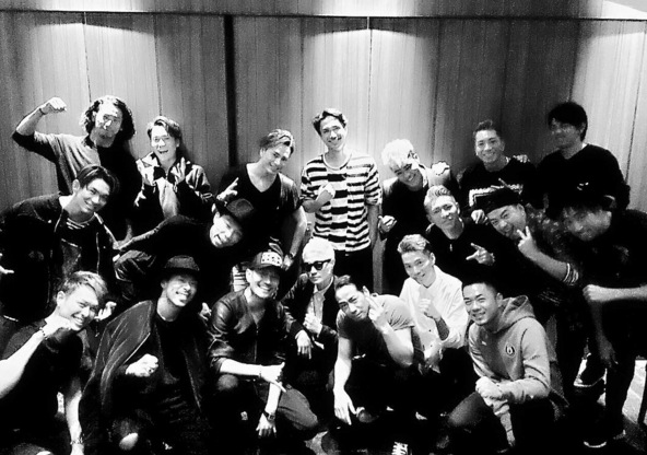 J Soul Brothers from EXILE ランニングマン