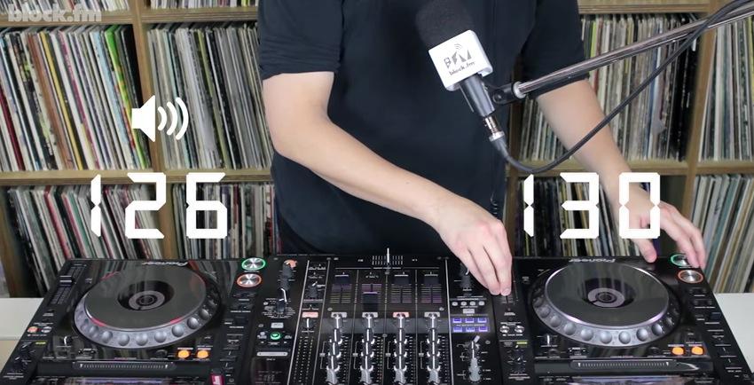 DJ,初心者,レクチャー