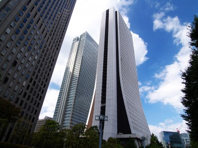 まだまだ広めなければバッドマナーはなくならない。「安田」こと損保ジャパンビルの実状。