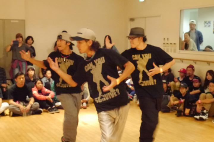 東北,大学生,ダンサー,機動戦士ガンダイ
