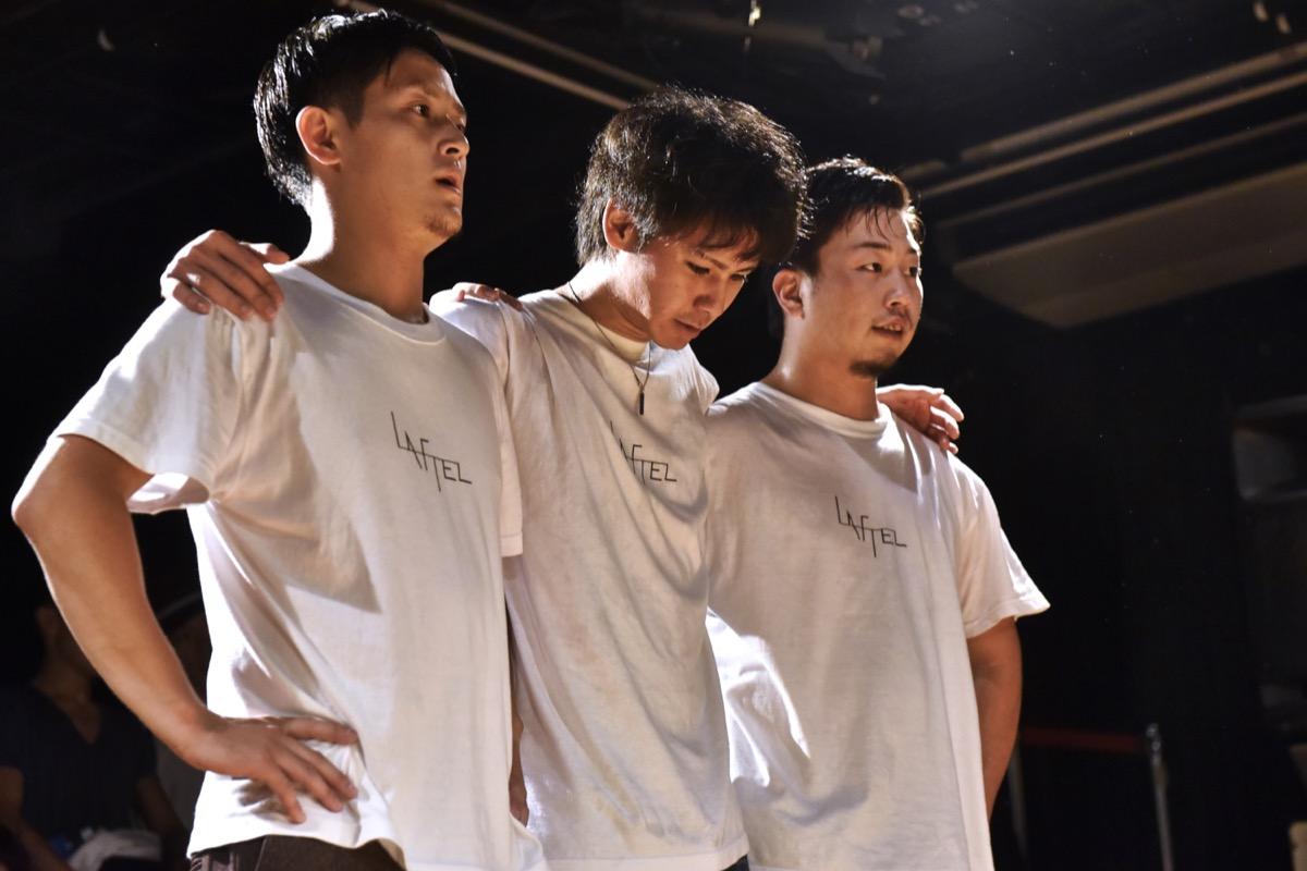 LAFTEL,國學院大学,rize,大学生,ダンサー