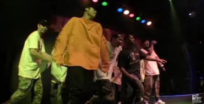BOBBY率いる最強ヒップホップダンスクルーJ.S.B Underground