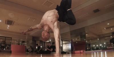 [ 肉体派ダンサーによる筋肉ブログ Dewzan ]  鍛える理由。 | Juju