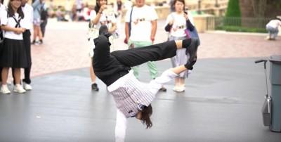 東京ディズニーランドのブレイクビートダンサーズは実は有名ダンサーだった