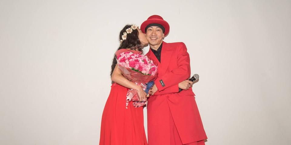 【ご結婚おめでとうございます】源元(Funkrafty)& bullRIE(女子力)の結婚パーティーにダンサーが集結