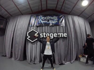 [ 日本人初! ] Dexterity Dance League 2016 fingerstyle 部門で源元が優勝!