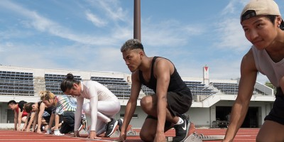 100m走11秒台を記録!?ダンス界最速を決める陸上競技会「D界陸上 2016」第二レースの動画が公開!