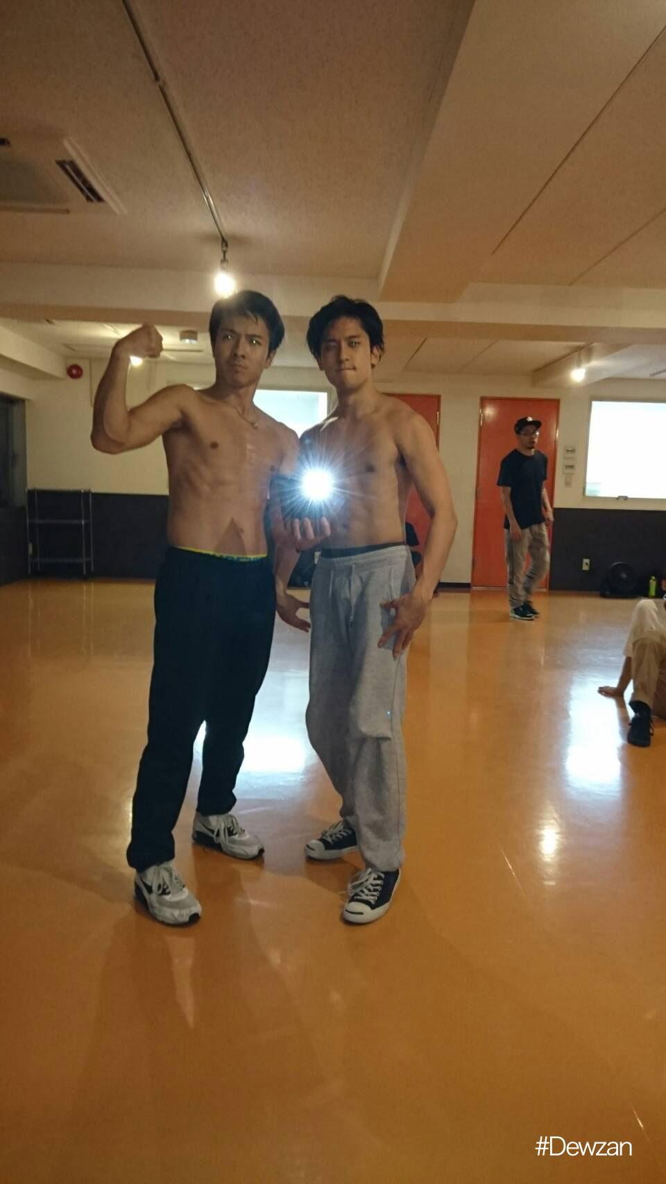 2goo,ダンサー,筋肉,筋トレ,ツーグー