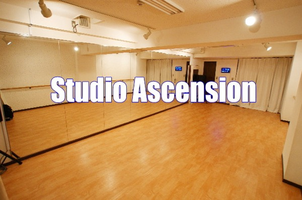 Studio Ascension TOKYO(スタジオ アセンション)