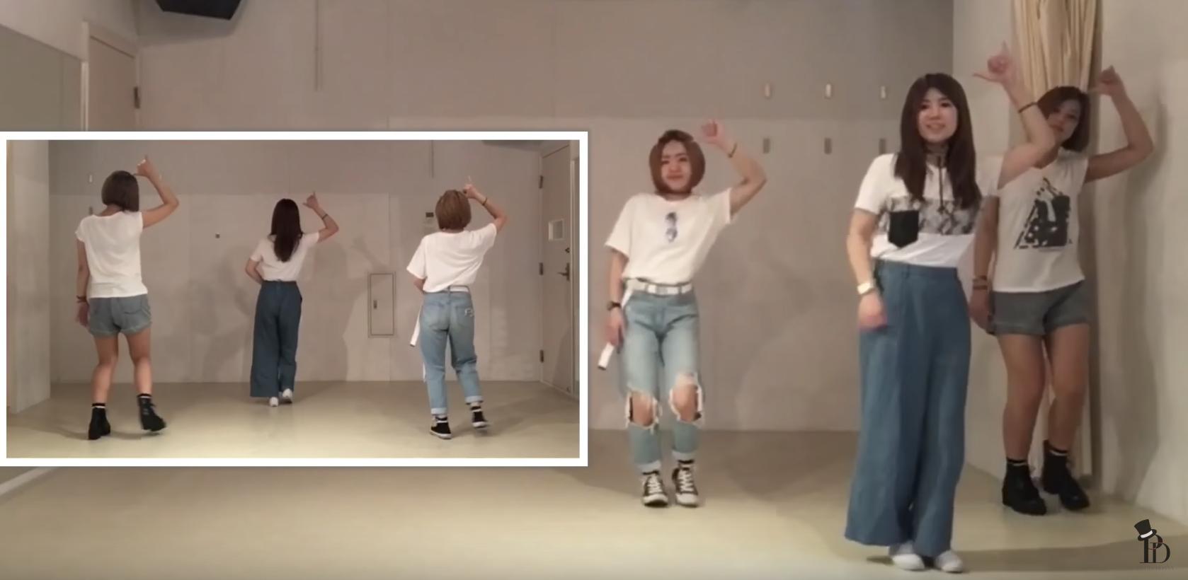 SIGNAL   TWICEダンス振付レクチャー