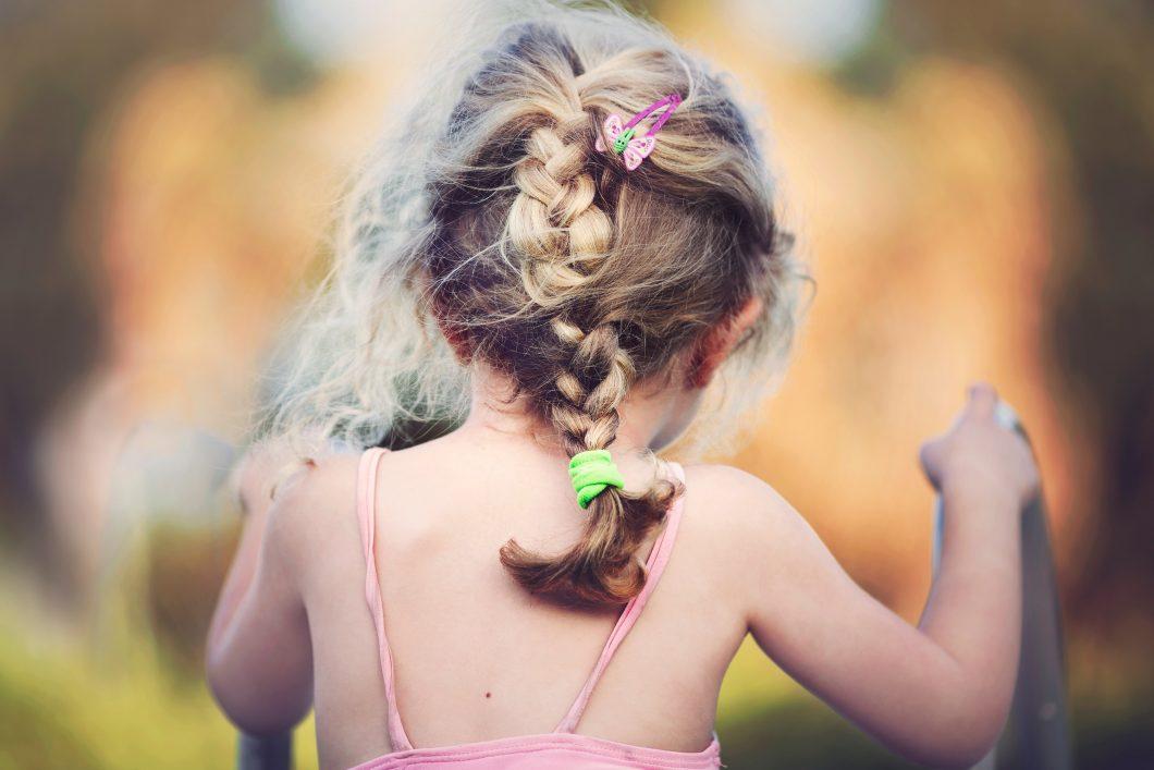 可愛い 髪型 簡単 小学生