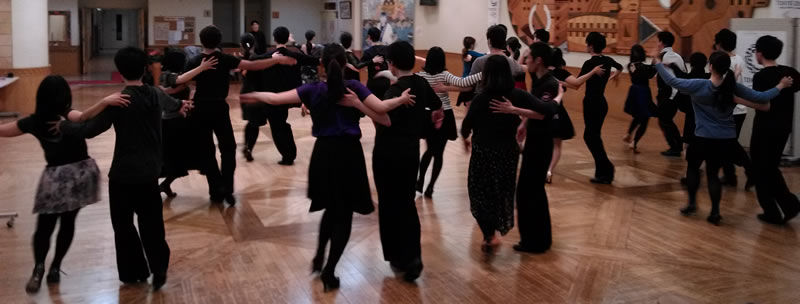 社交ダンスサークル CDC