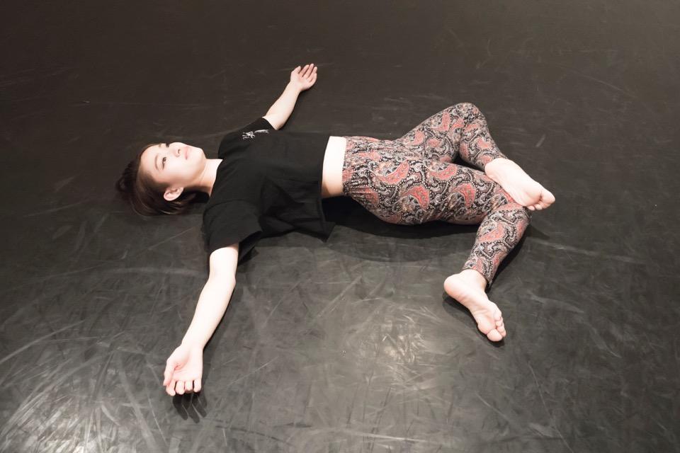 腰の付け根・股関節のストレッチ