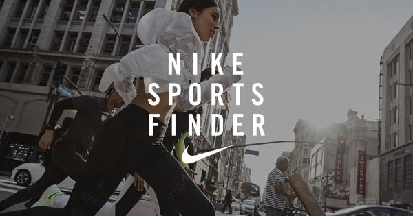 NIKEが日々のワークアウトを応援するサービス「NIKE SPORTS FINDER」にダンスレッスンが新しく導入