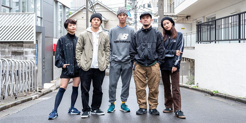 『F_ind』メンバーのSORA / Kurumi / GEN ROCにSHOTAがインタビュー